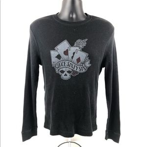 Vans Long Sleeve Men's Shirt Pullover